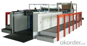 Horizontal and Vertical Cutting Rolling Machines