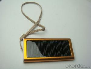 Solar Charger 1200mah Portable and New Product for 2015