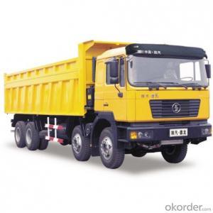 SHACMAN F2000 8X4 30 TONS 8X4 336HP DUMP TRUCK(TIPPER)