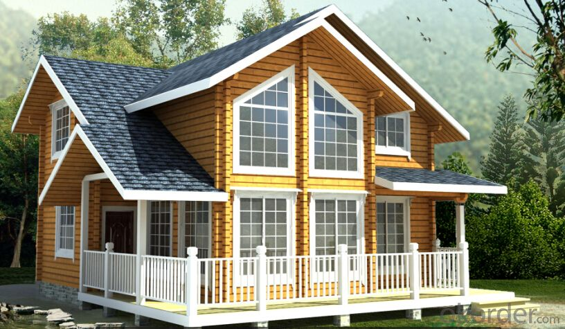 wooden house ANA003