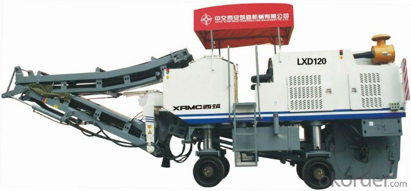 LXD120 Asphalt Cold Milling Machine