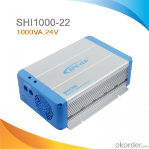 SHI 1000W High-Frequency Pure Sine Wave Inverter DC 24V to AC 220V/230V,SHI1000-22