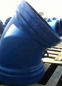 ductile cast iron fittings--bends