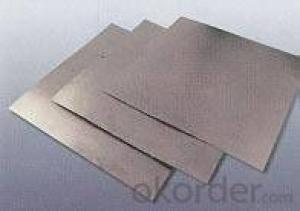 Pure graphite sheet