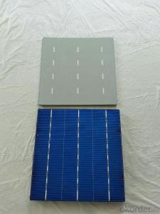 Poly A Grade Solar Cell with High EFF