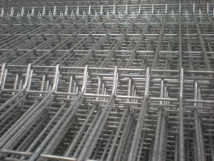High Quality Gavanized Welded Wire Mesh Panel
