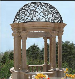 The stone garden pavilion 7