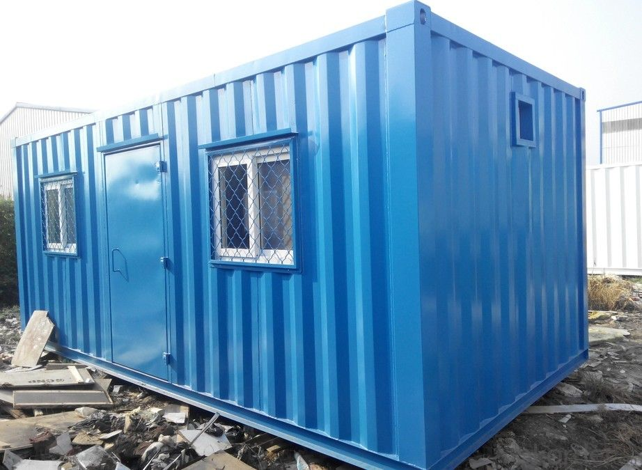 Buy China 20 Ft And 40 Ft Shipping Container Prefabricated