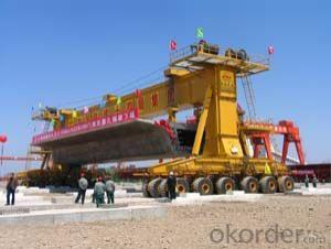 Special Carrier capacity 900tons