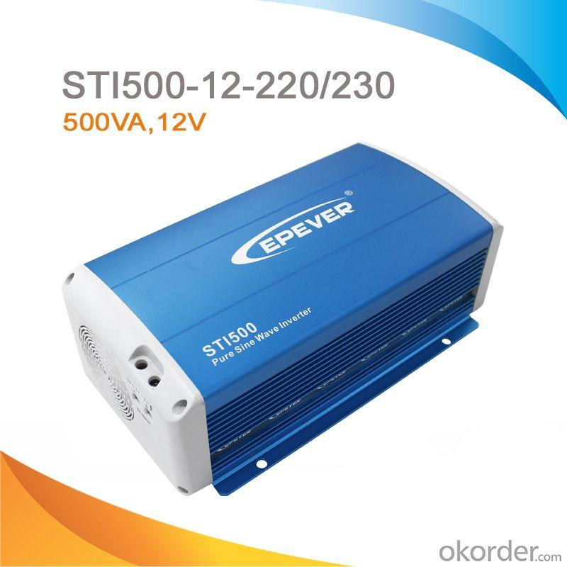 6000W Solar Power Inverter DC 24V to AC 220V LED Display Sine Wave Converter TY