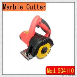 Stone cutting machine Marble Cutter 110mm