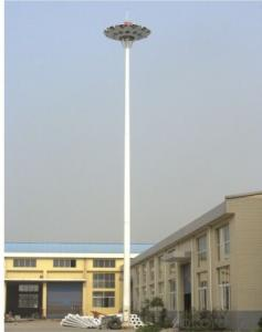 Pole of high mast light High best quality