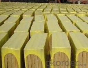 Rock Wool Thermal Insulation Board