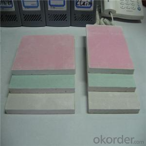 Different Types Drywall Gypsum Board