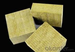 Fire-proof  Rock Wool Board
