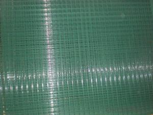 High Quality Green PVC Coated Wire  Mesh