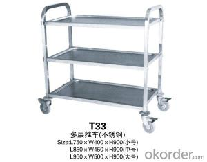 Multiple levels carts