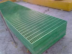 FRP Molding Floor Grating Anti-slip with Lightweight