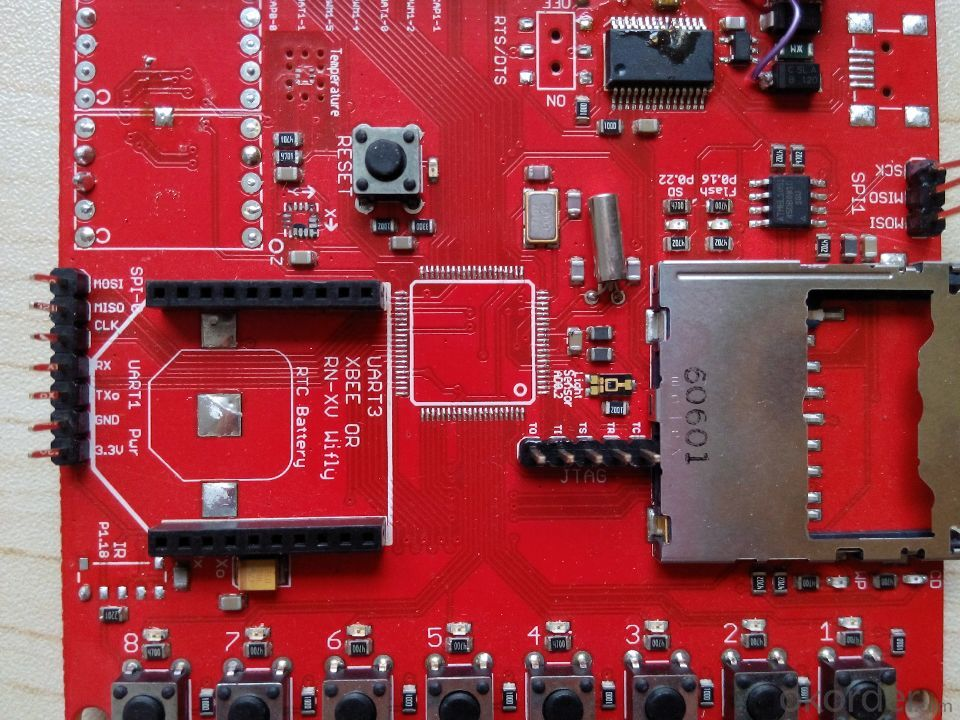 Electronic PCB manufacturer and assembly