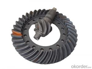 Quality Toyota 4WD Parts: Crown Wheel and Pinion, Land Cruiser, OE Number.: 41201-69825, 41201-69355