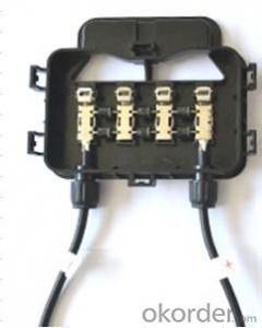 Solar juction box-Box 2668