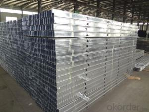 Drywall Steel Profile - Stud and Track