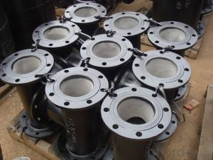 Ductile iron fittings ISO2531