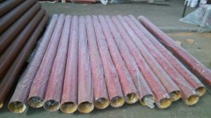 CAST IRON PIPE-DN80