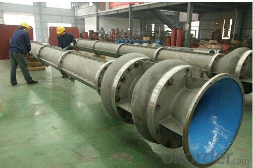VTP Series Vertical Turbine Pump