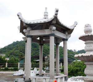 The stone garden pavilion 4