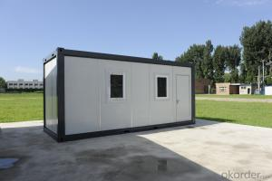 Low Cost Prefatricated Container House