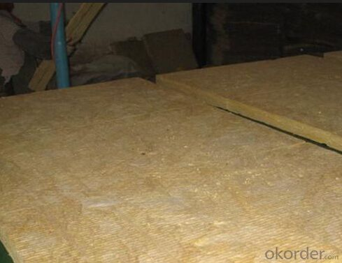 Hydrophobe Rock Wool Board