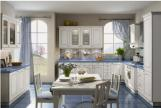 PVC Kitchen Cabinet-Roman Time