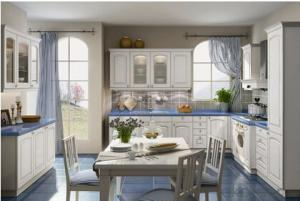 PVC Kitchen Cabinet-