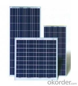monocrystalline Silicon solar panels 12V 240W  suit for solar led street light