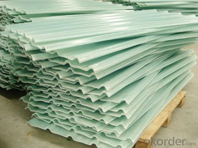 FRP Pultrusion Roof Tile Sheets or Panels