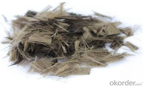 Basalt fiber Chopped Strand in High Quality with Best Price