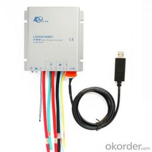 PWM Solar Charge Controller and LED Constant Current Driver 20A,12/24V, LS2024100BPL