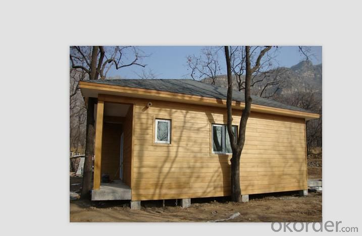 wooden house ANA001