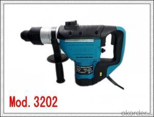Three functions Speed 32mm Hammer