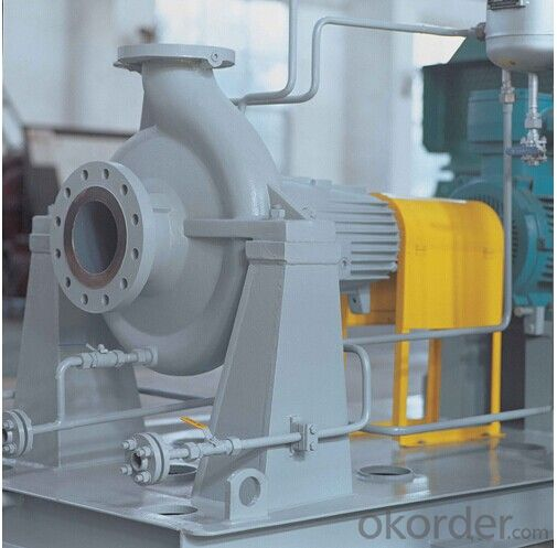 CA, CE, CF Series Heavy Duty Petrochemical Process Pump
