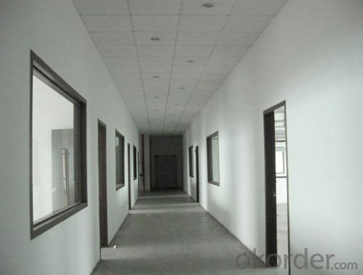 Gypsum Board for Partition