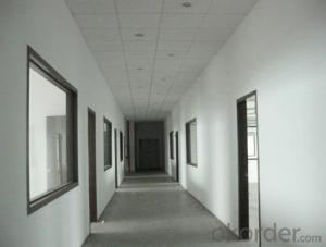 Gypsum Board in Size 2400*1200*13mm for Partition