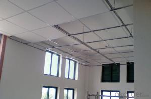 Gypsum Board in Size 2400*1200*15mm for Partition