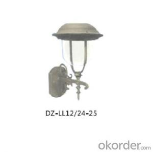 Solar LED lawn Light DZ-ll12/24-35