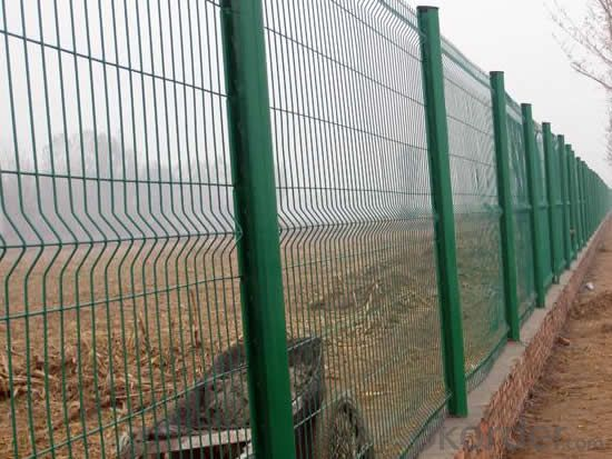 Buy Square Galvanized Steel Fence Poles Competitive Price For Slow