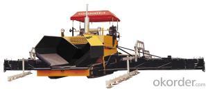 LTU1200 asphalt paver