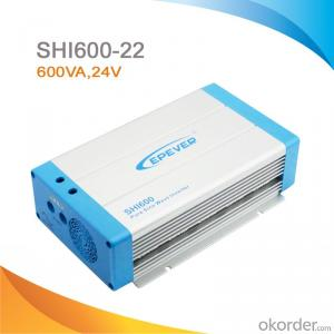 High Efficiency Off-Grid Pure Sine Wave Power Inverter 600W, 24V-220V/230V,SHI600-22