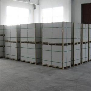 Satisfactory Standard Size Calcium Silicate Board