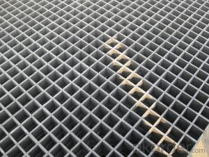 High Strength, Corrosion Resistant and Fire Resistant For Platform, Walkway, Trench Cover Fiberglass Grating